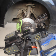 Disc Skimming Brake judder repairs Hertfordshire