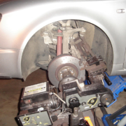 Disc Skimming Brake judder repairs Suffolk and Essex
