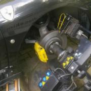 Disc Skimming Brake judder repairs Lincolnshire Northamptonshire