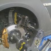 Disc Skimming Brake judder repairs Bedfordshire